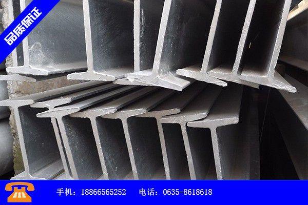 郴州资兴镀锌槽钢尺寸规格表行业发展新趋势