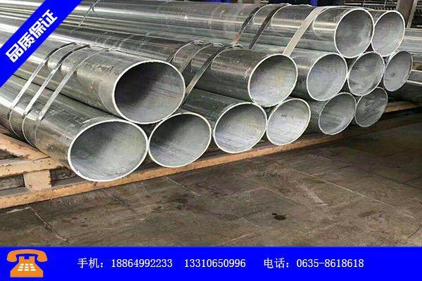 三门峡灵宝14寸镀锌管产品的辨别方法|三门峡灵宝150热镀锌管