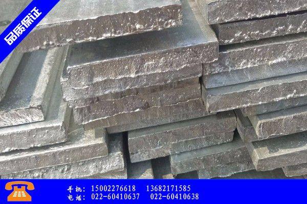 营口老边区镀锌扁钢换算高端品质