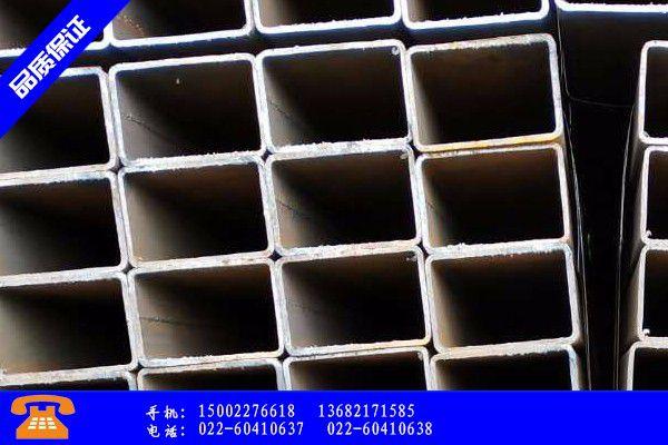 临夏回族q345b大口径方管 临夏回族q345b方管 临夏回族q345b厚壁方管全面品质保证