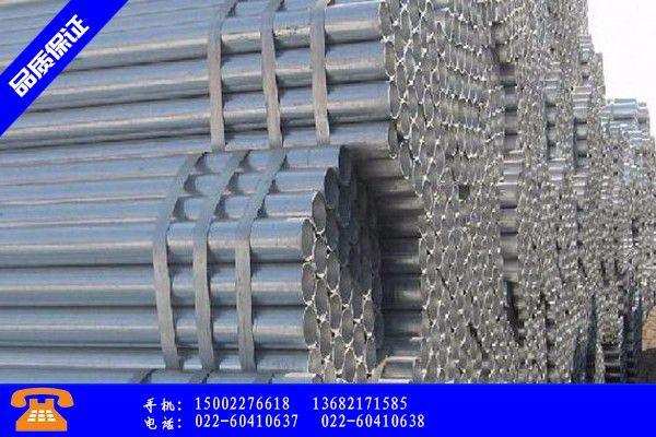 锦州凌海热镀锌大棚管产业市场发展将趋于平稳增长