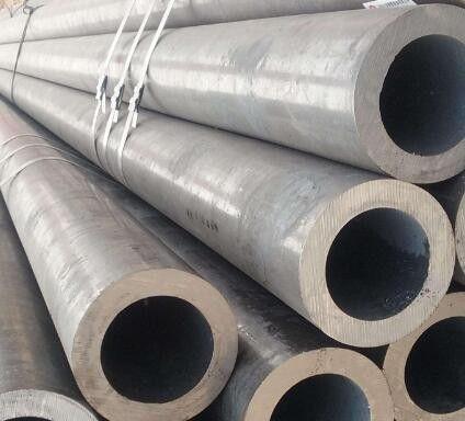 鹤岗市4寸无缝钢管的连接方式和适用范围