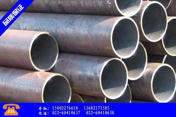 乌鲁木齐9948无缝钢管影响维护质量的因素有哪些