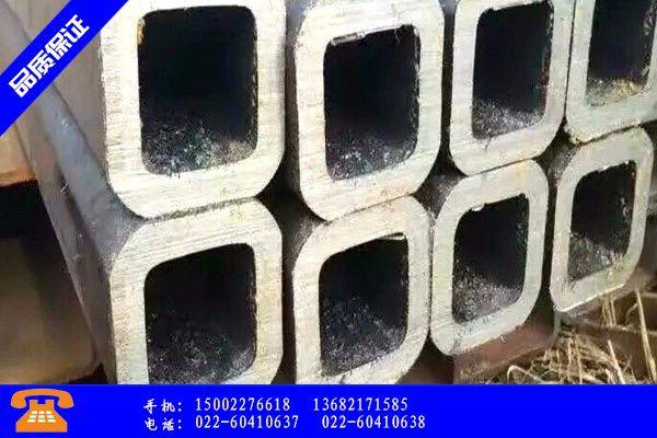 阳泉郊区方钢管矩形管行业市场