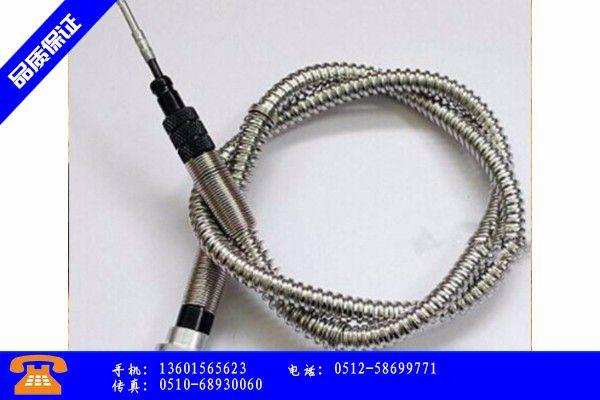临汾襄汾县覆塑钢丝绳行业体系