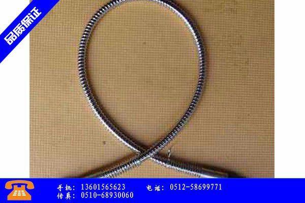 漳州市钢丝绳索具报价环保再升级 开启V型反转