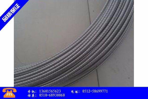 什邡市钢丝绳索具厂对工作介质的基本要求