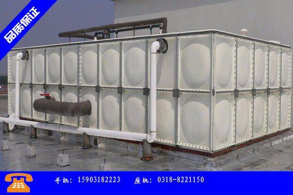 通辽科尔沁区不锈钢水箱价位产销价格及形势