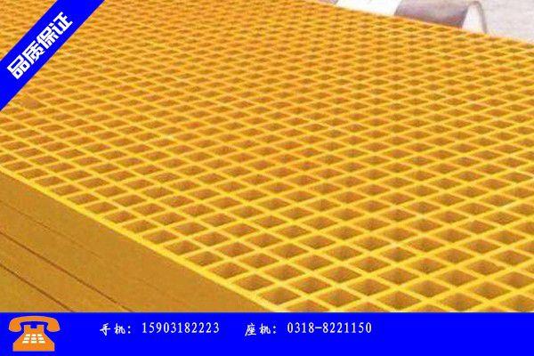 重庆长寿区地沟盖板格栅功能及特点