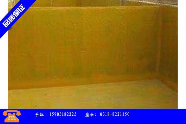 喀什地区专业玻璃钢防腐施工单位价格可能会