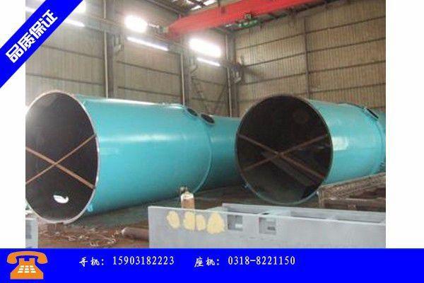 广元利州区玻璃钢风管本周市场报价累涨20元吨