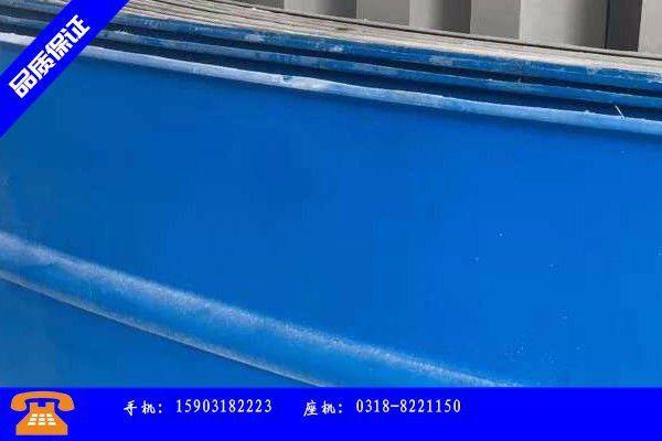 淄博市医疗污水处理池黑色系再次拉涨价格涨跌互现