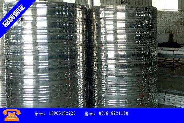 文山市组合式不锈钢焊接水箱直销价
