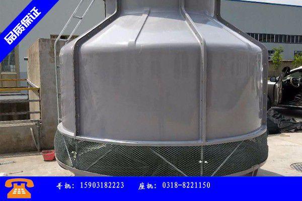 长治闭式冷却塔水箱技术创新