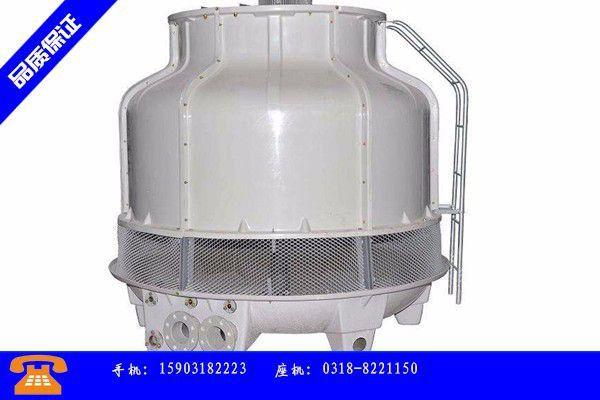 锡林郭勒盟冷却循环水塔用户看中的哪些优点