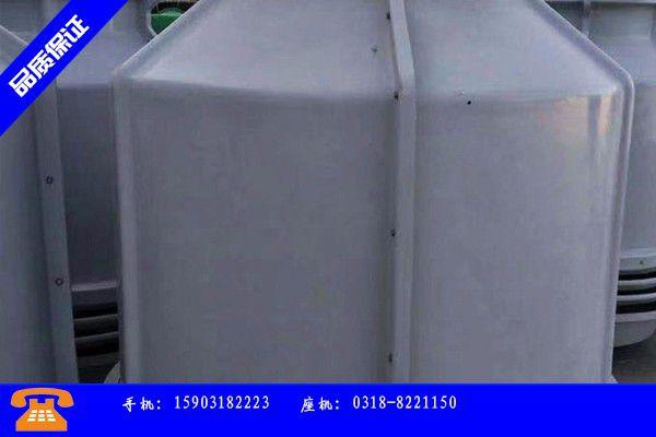 保定满城县冷却塔填料设计各类产品的不同点