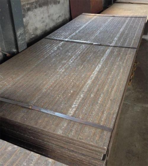 邵武市双耐磨金属复合衬板温度对去应力效果的影响