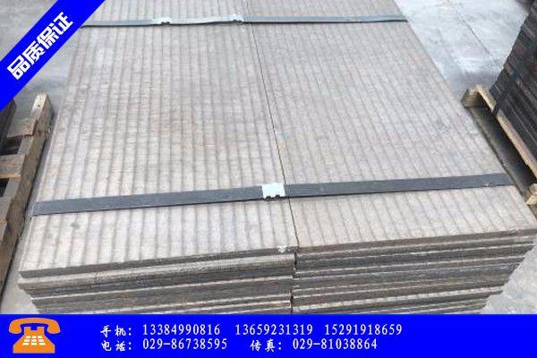 丹东凤城钛钒铬高硬度耐磨钢板坚持追求高质量产品