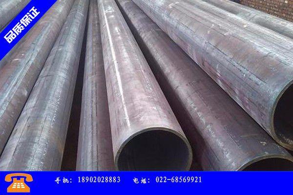 锦州古塔区工地焊接钢管行业出路