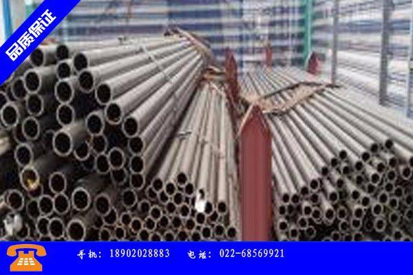 大庆肇源县焊管国家标准行业展望