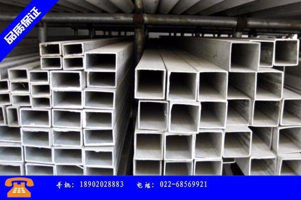 大同灵丘县150方矩管旺季到来专业市场却迷茫了