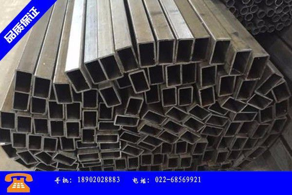 和田地区洛浦县厚壁镀锌方管中国出口被征收高额关税