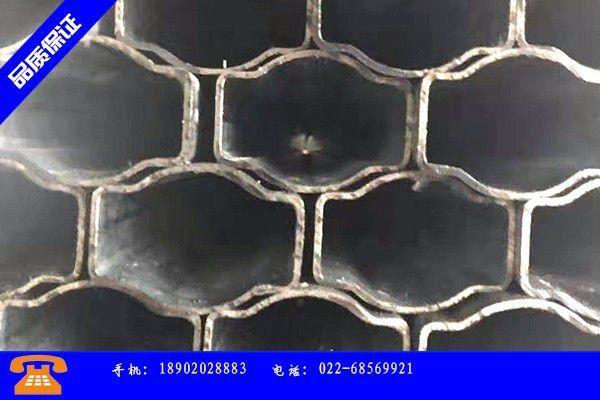 仪征市dn200镀锌钢管价格企业主动适应新常态做好企业的加减乘除
