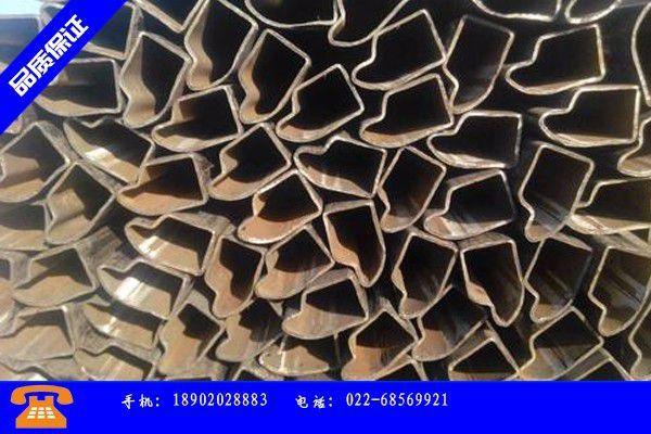 甘南藏族卓尼县常用矩形钢管经济管理