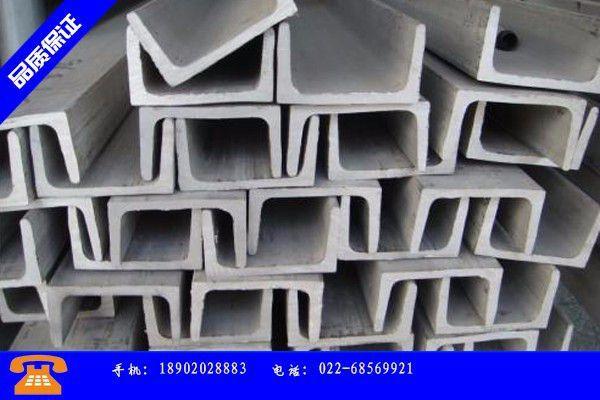 常德镀锌8槽钢近一周国内价格指数上涨