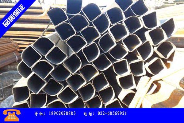 宣城市常用矩形钢管知识