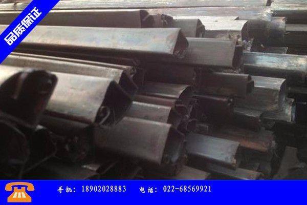 天津河东区空心矩形钢管需求陷入困境价格上行无力