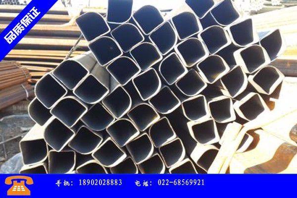 和田市100矩形钢管专业市场萧条节后前想要好转不容易