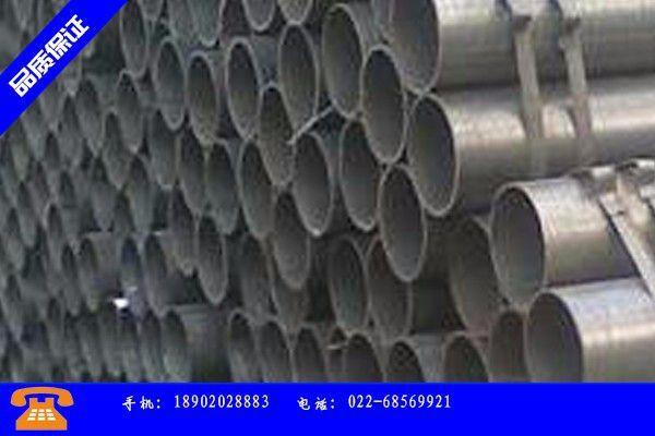 汉中市q345螺旋管厂效益有望进一步好转