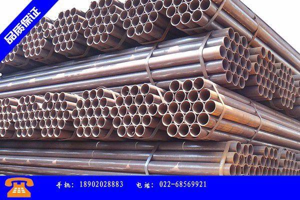 霍林郭勒市定制无缝钢管市场价格上涨50元吨