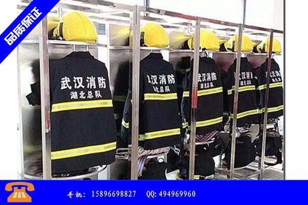 忻州偏关县消防服衣架批发产业发展