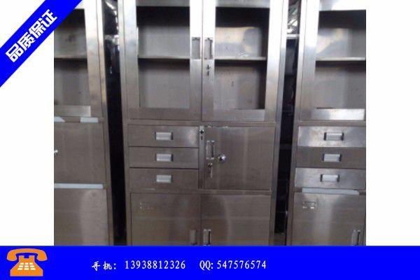 桂林灌阳县不锈钢四开门储物柜创新模式