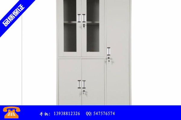 Where is the price trend of Hanzhong stainless steel lockers?