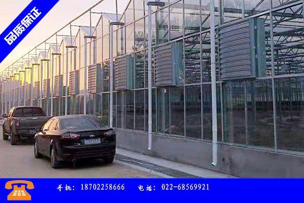 重慶江津區新式鋼架大棚產銷價格及形勢