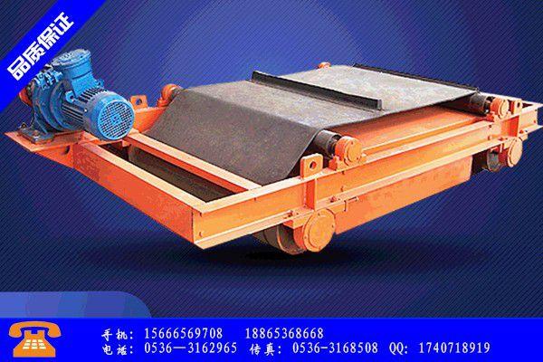 三明沙县小型除铁器产品品质对比和选择方式