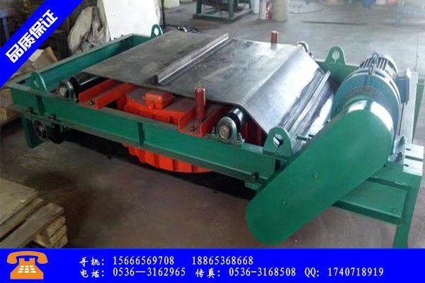 朝陽喀喇沁左翼蒙古族自治縣電磁除鐵器供應