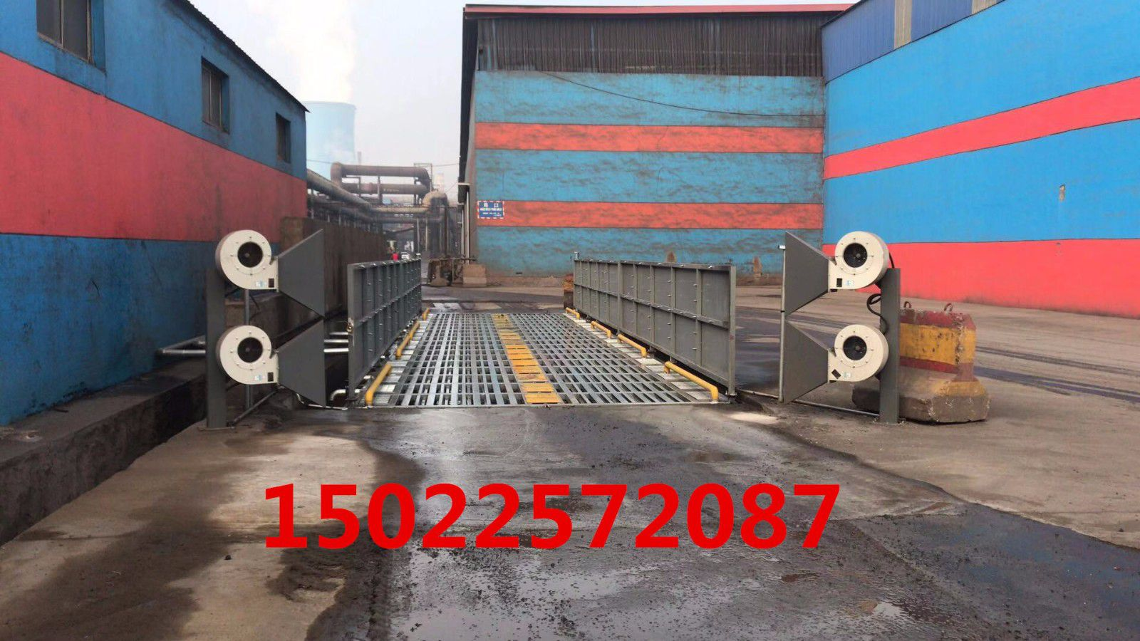 武漢雙滾軸洗輪機公司生產