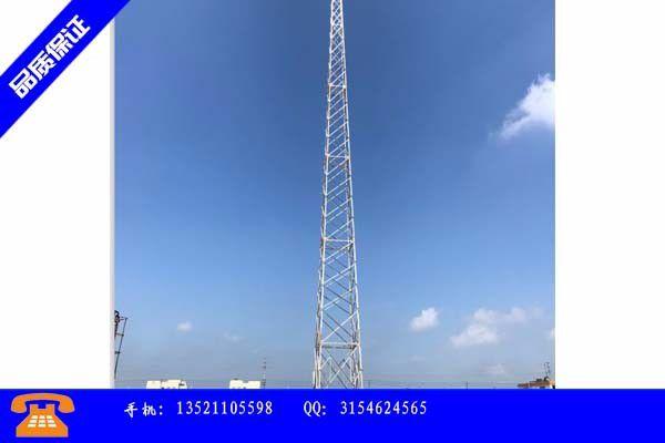 伊犁哈萨克特克斯县楼顶装饰避雷塔施工欢迎来电