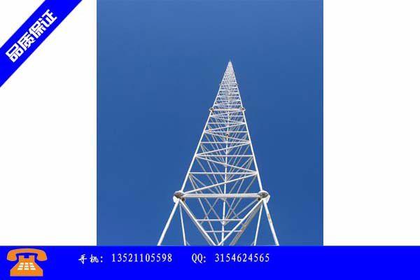 乌鲁木齐水磨沟区三角形避雷塔市场新闻