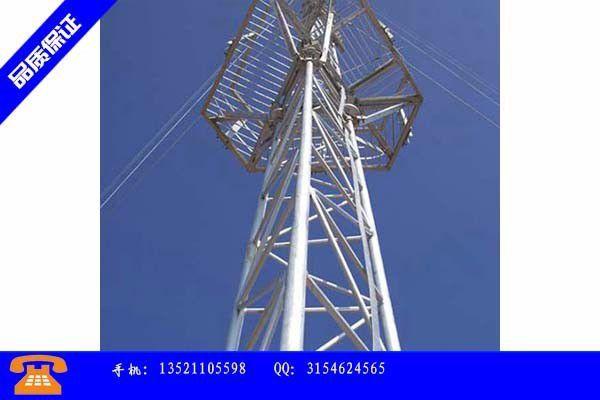 广元市30米高避雷塔的结构及应用特点让你心动了吗