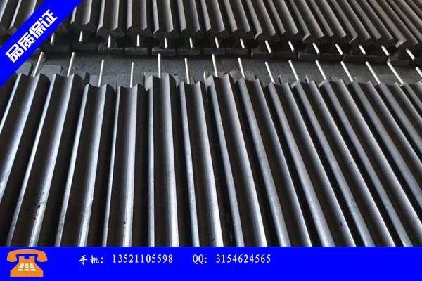 泰安防雷接地模块工程用钢需求偏弱价格难改颓势