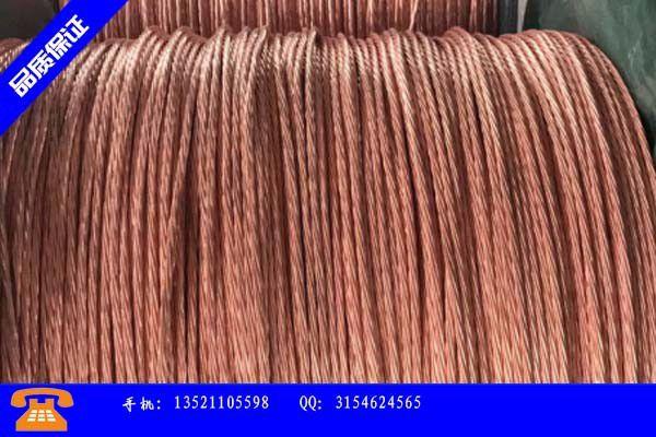 铜包钢接地材料价格