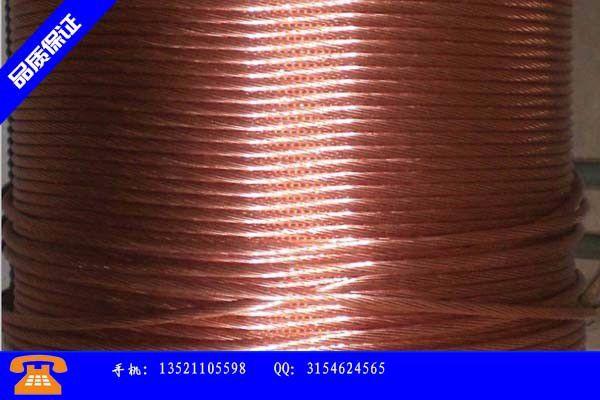 海口東莞鍍錫銅包鋼線創新模式
