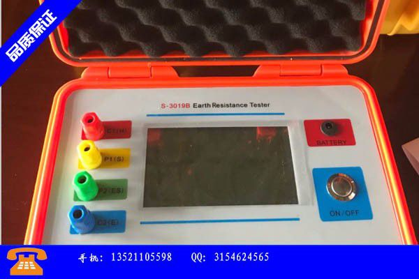 连云港防雷测试点产品的常见用处