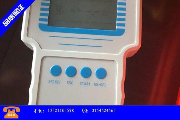 喀什地区巴楚县防雷接地检测价格多少