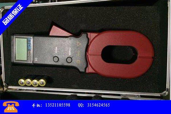 桂林秀峰區防雷器簡單檢測執行標準